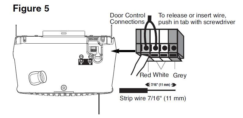 Garage Door Wiring Diagram car block wiring diagram