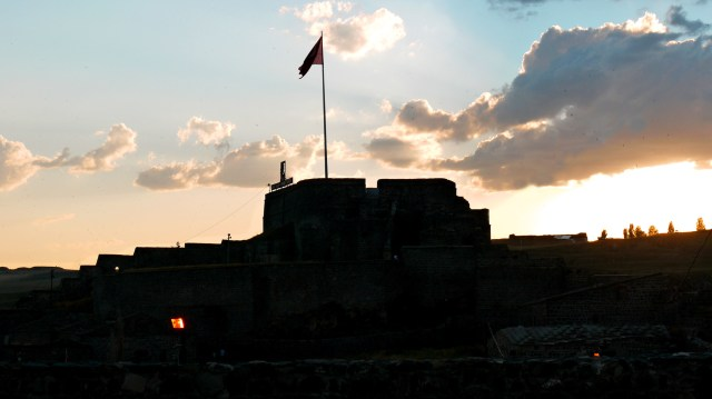 Kars Castle, Turkey