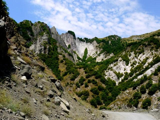 Spectacular views along the Lahıc Yolu, Lahıc, Ismailli, Azerbaijan, Azerbaijan Absolute Musts