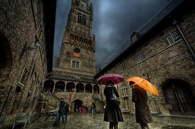 Wameq A Raza - Bruges, Belgium