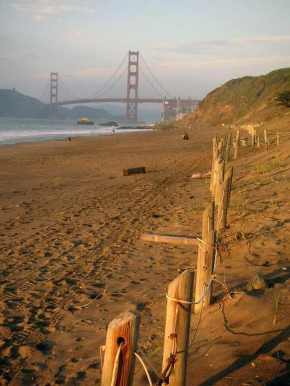 Dekhana Photo - Baker beach, San Francisco, USA