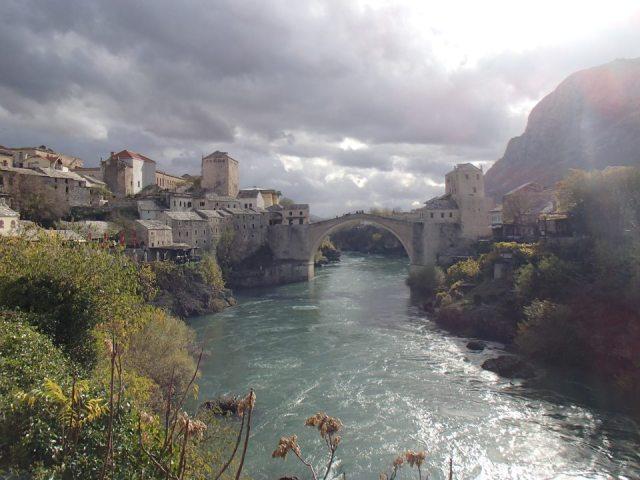 Drew Morcom - The old bridge, Mostar, Bosnia and Herzegovina