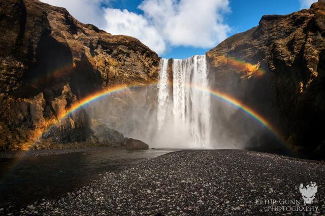 Pétur Gunn Photography - Skógarfoss, Iceland