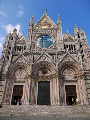 Duomo, Siena Cathedral, Italy, Siena and the search for a fair price