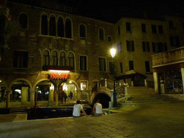 Two random nights in Venice and Ljubljana
