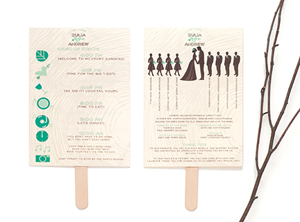 Wedding Ceremony Program Wording (and Samples) Hitch Studio