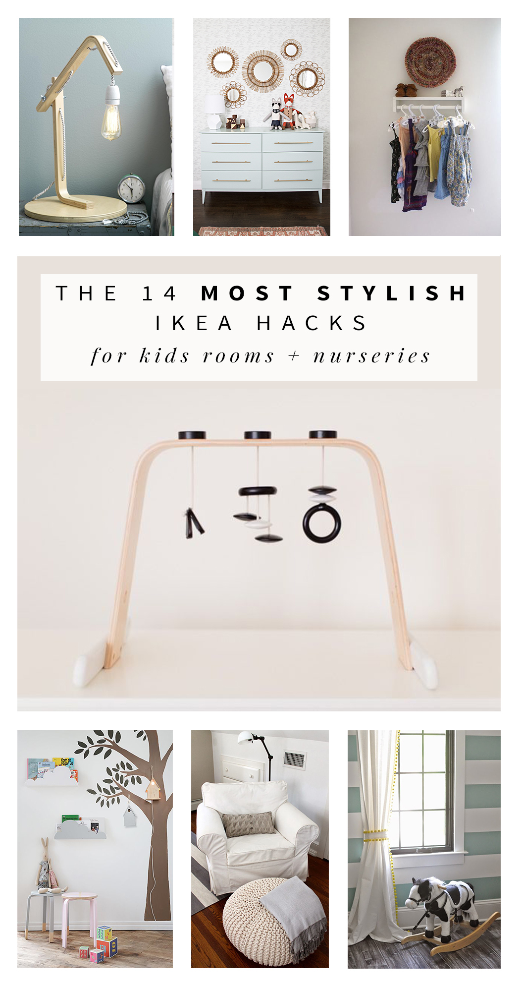Ikea Hacks Stylish Ikea Hacks For Kids Rooms And Nurseries