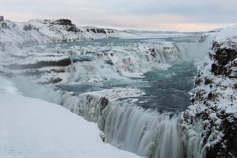 Niagara Falls Waterfall Wallpaper Gullfoss Waterfall In Iceland Hit Iceland