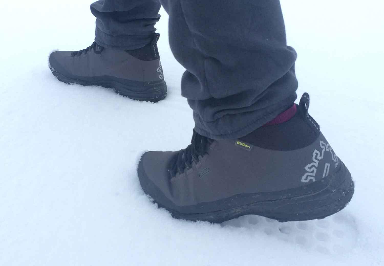 Icebug Juniper Boots Technical Streetstyle Winter Footwear