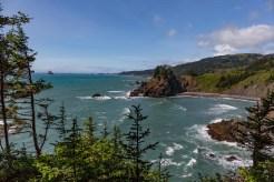 Views of the Oregon Coast