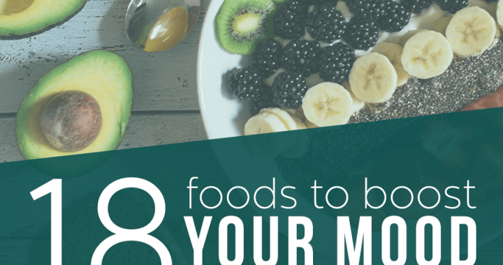 You are what you eat, so eat these foods to boost your mood, brain power, and happiness!