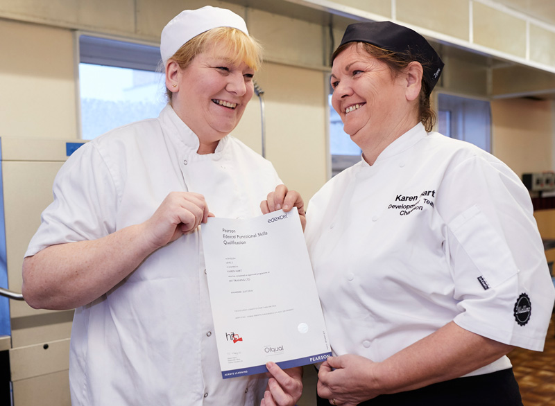 Karen Hart, Catering Manager \u2013 Mellors Catering Services, Cleveland