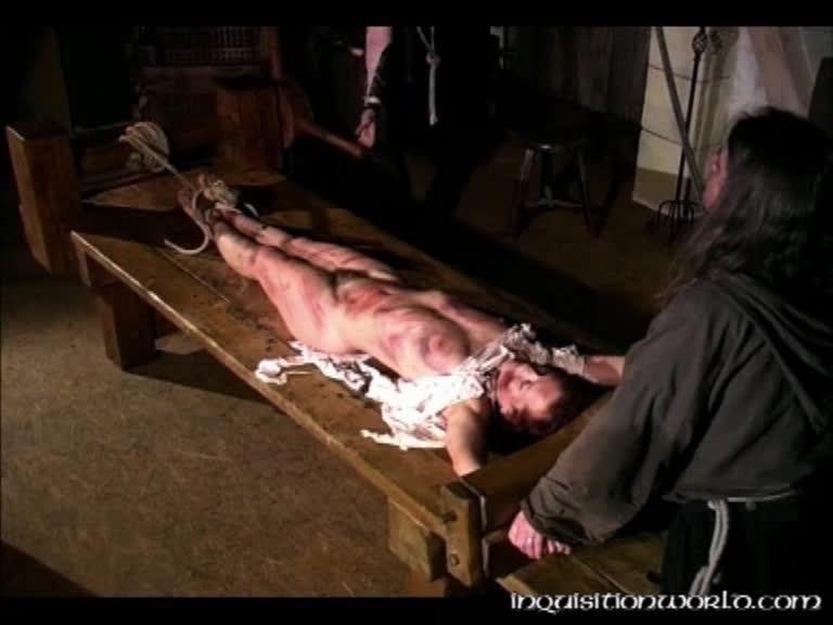 bdsm crucified women roman art