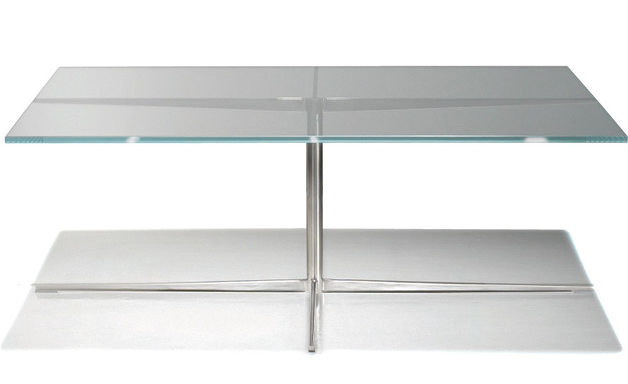 Facet Square Coffee Table - hivemodern