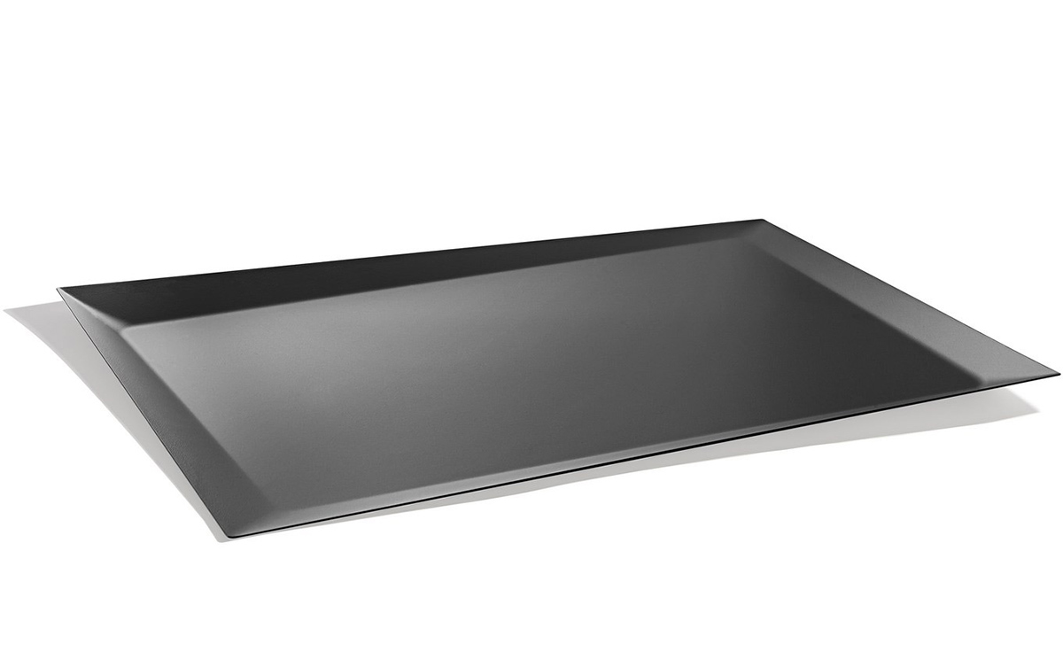Black Serving Tray Alice Serving Tray