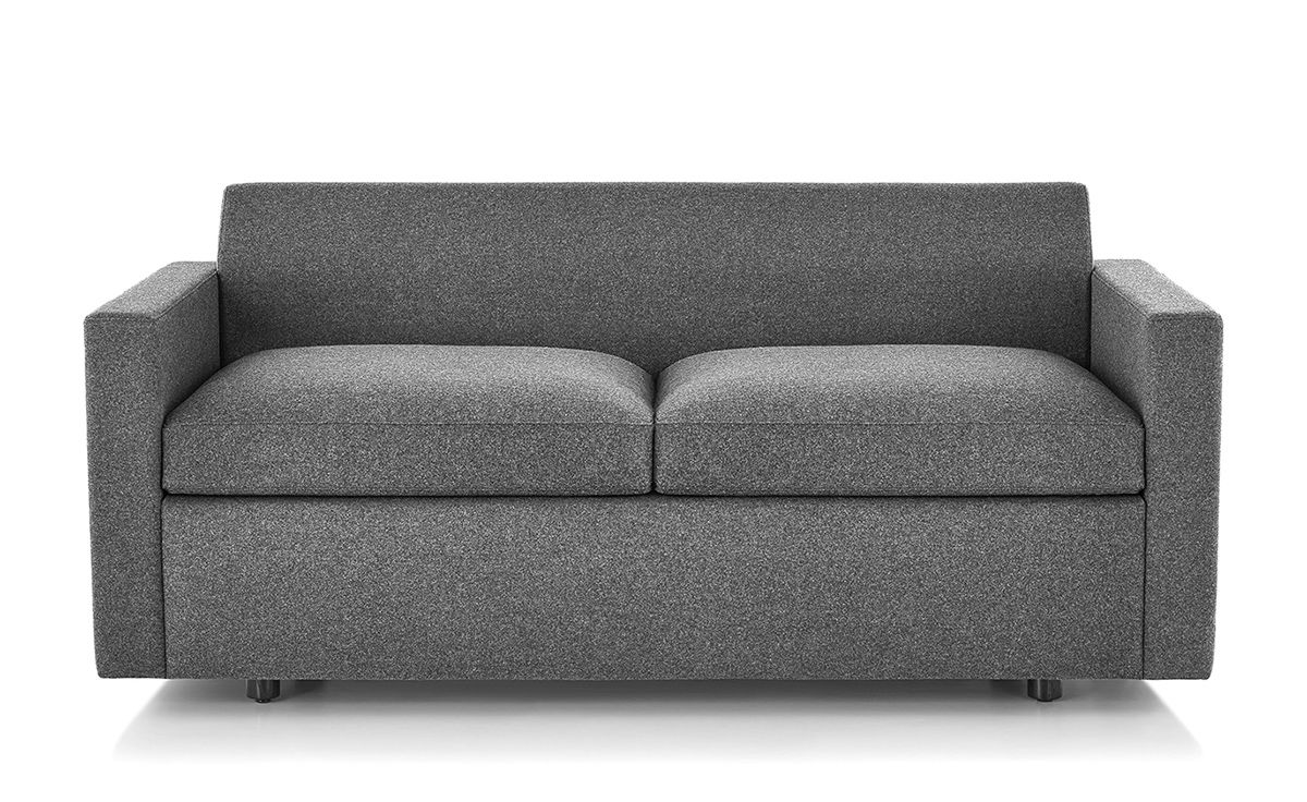 Settee No Arms Bevel Settee With Arms