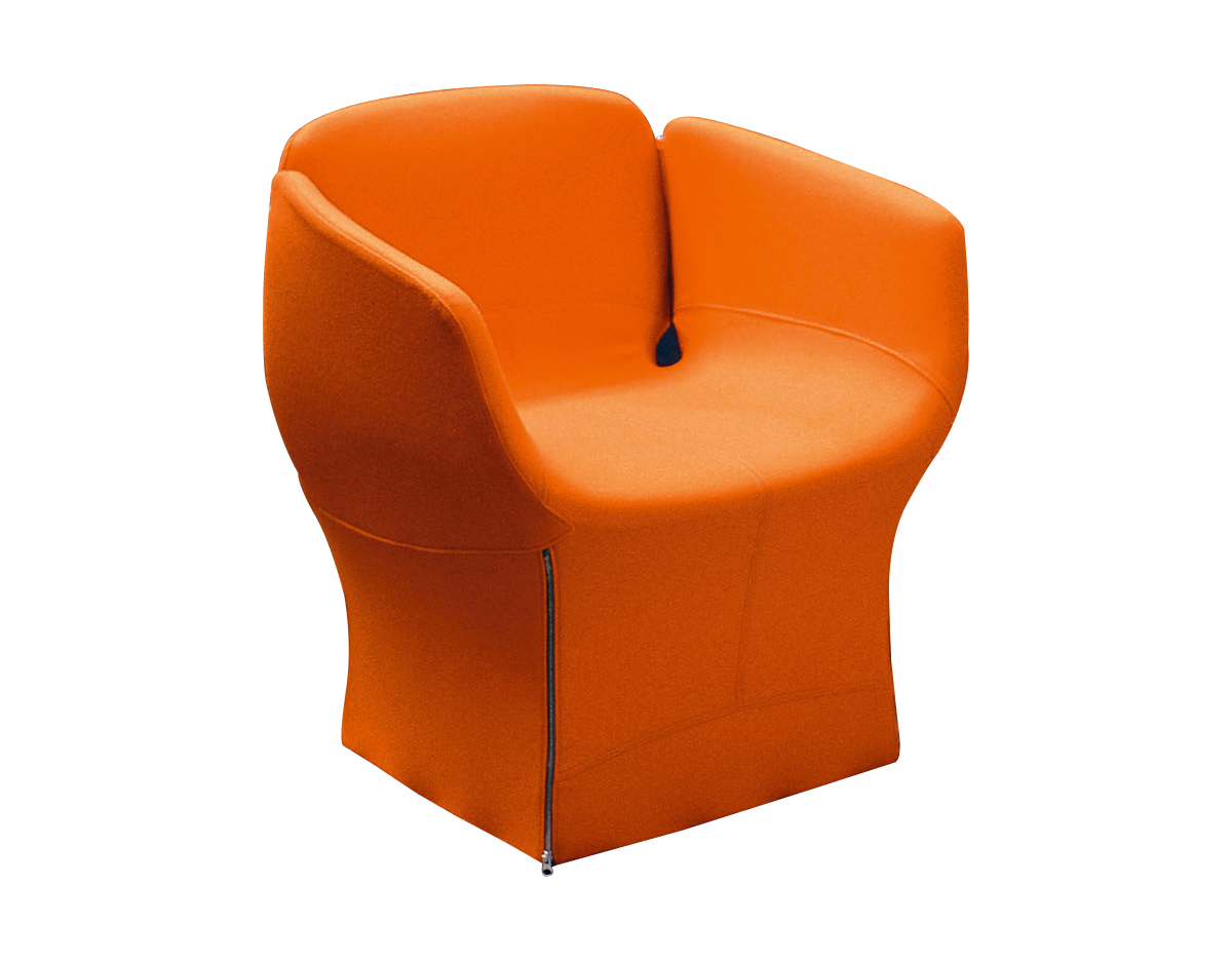 Small Armchair Bloomy Small Armchair Hivemodern