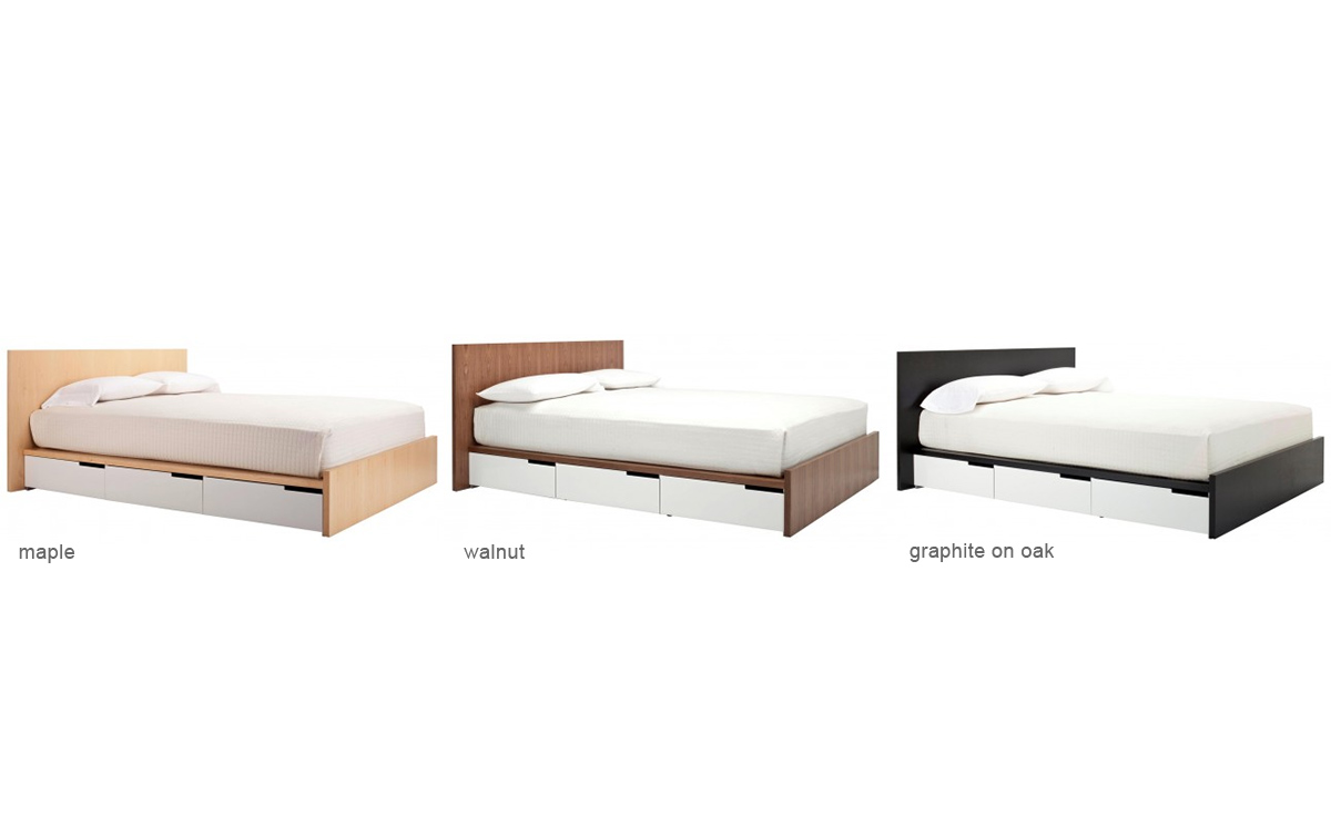 Stackable Twin Beds Blu Dot Modu Licious Twin Bed