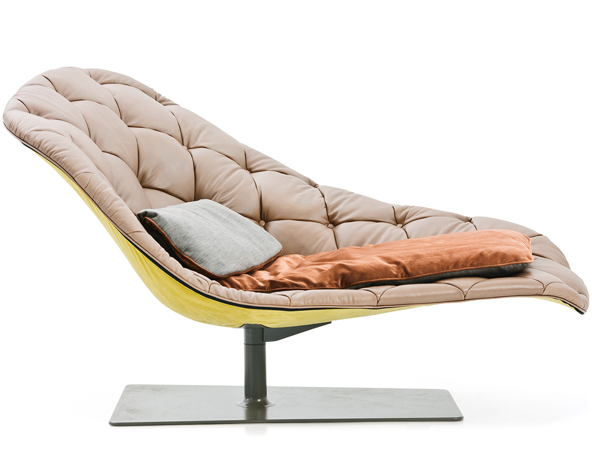 Chaise Longue Chilienne Bohemian Chaise Longue Hivemodern