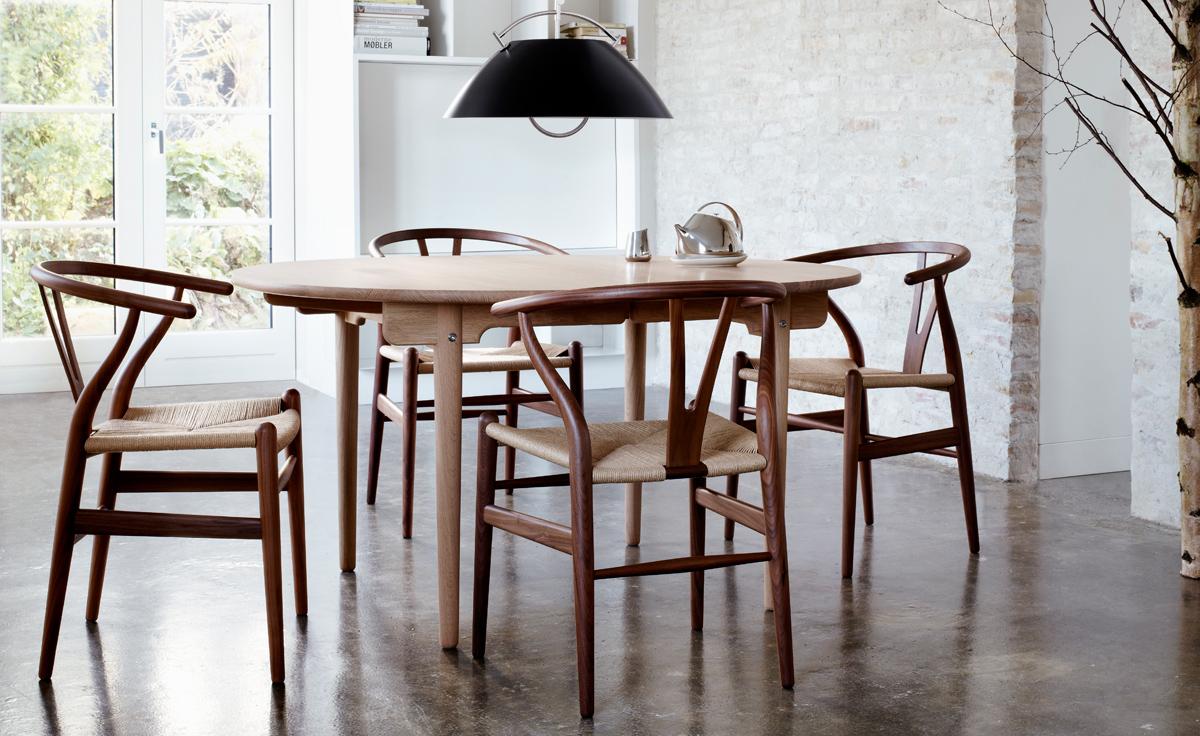 Wegner Wishbone Dining Chairs Expert Event