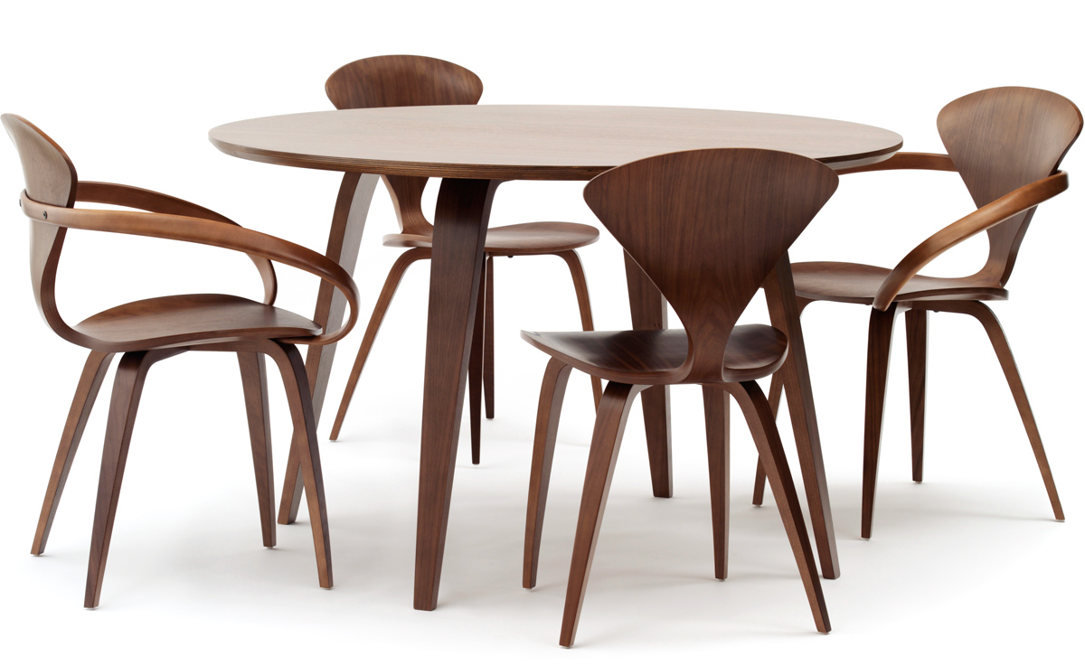 Modern Table And Chairs Cherner Arm Chair