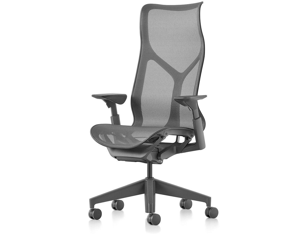 Cosm High Back Task Chair Hivemoderncom
