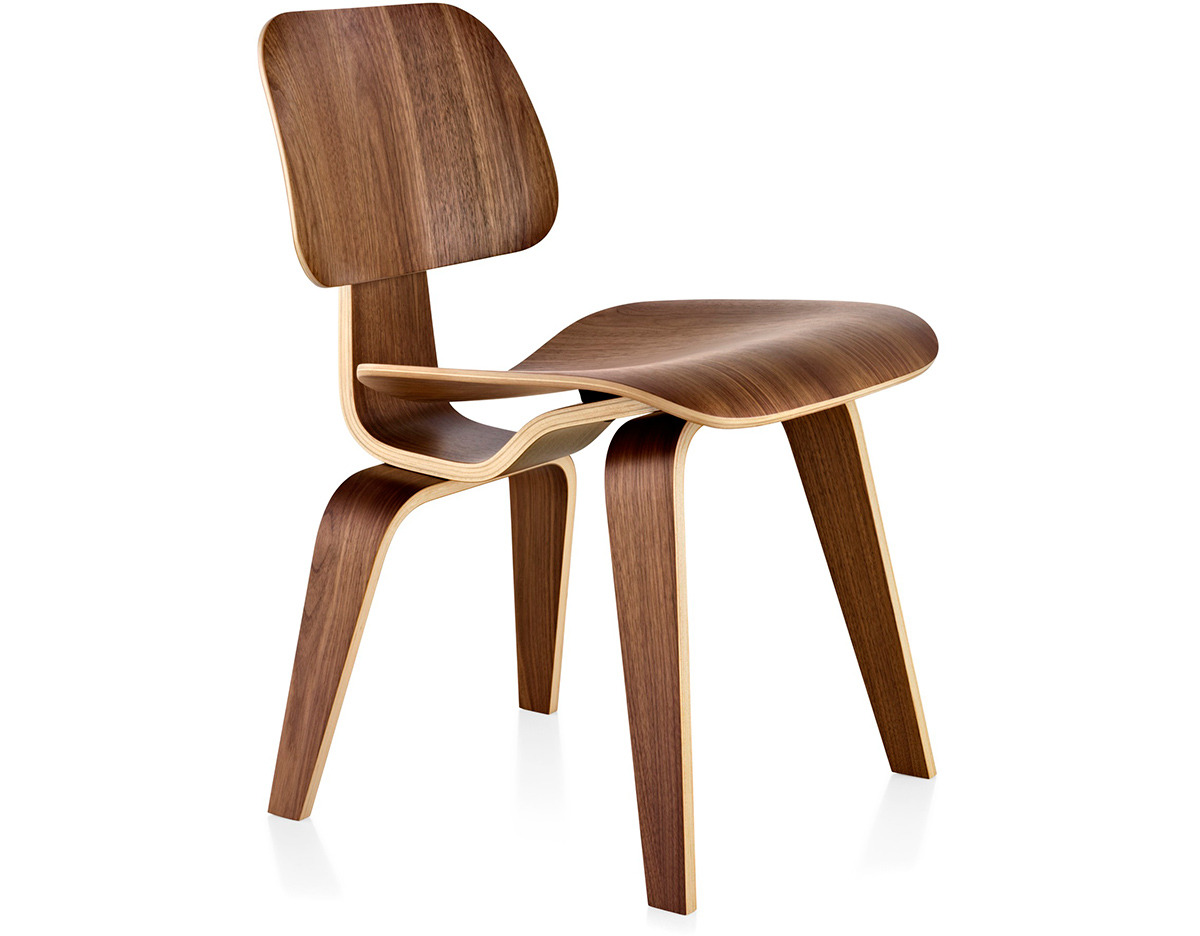 Eames Plywood Chair Eames Molded Plywood Dining Chair Dcw