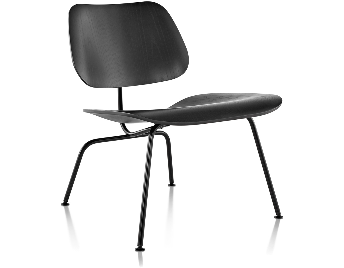 Charles And Ray Eames Chair Eames Molded Plywood Lounge Chair Lcm Hivemodern
