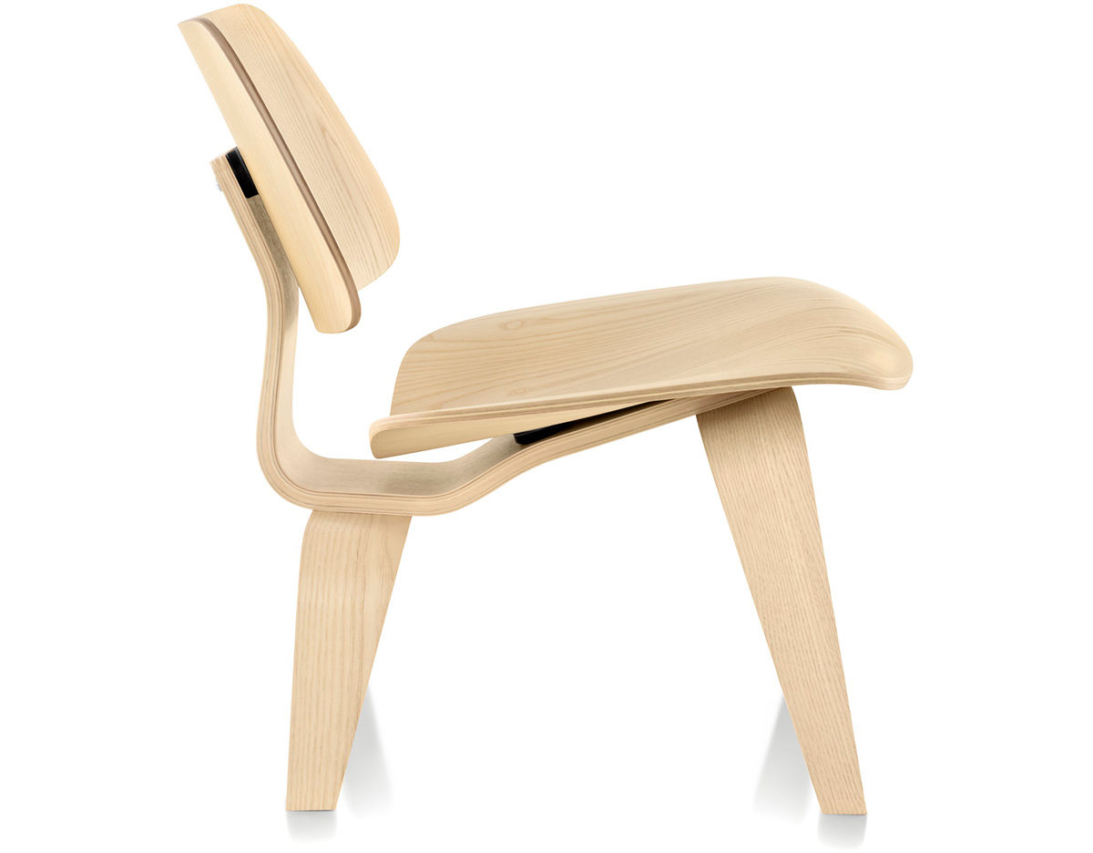 Herman miller plywood lounge chair -  Herman Miller Swoop Chair By Eames Molded Plywood Chair How Well Do Eames Molded Plywood