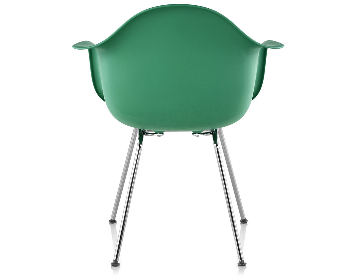 Plastic Armchair Eames® Molded Plastic Armchair With 4 Leg Base