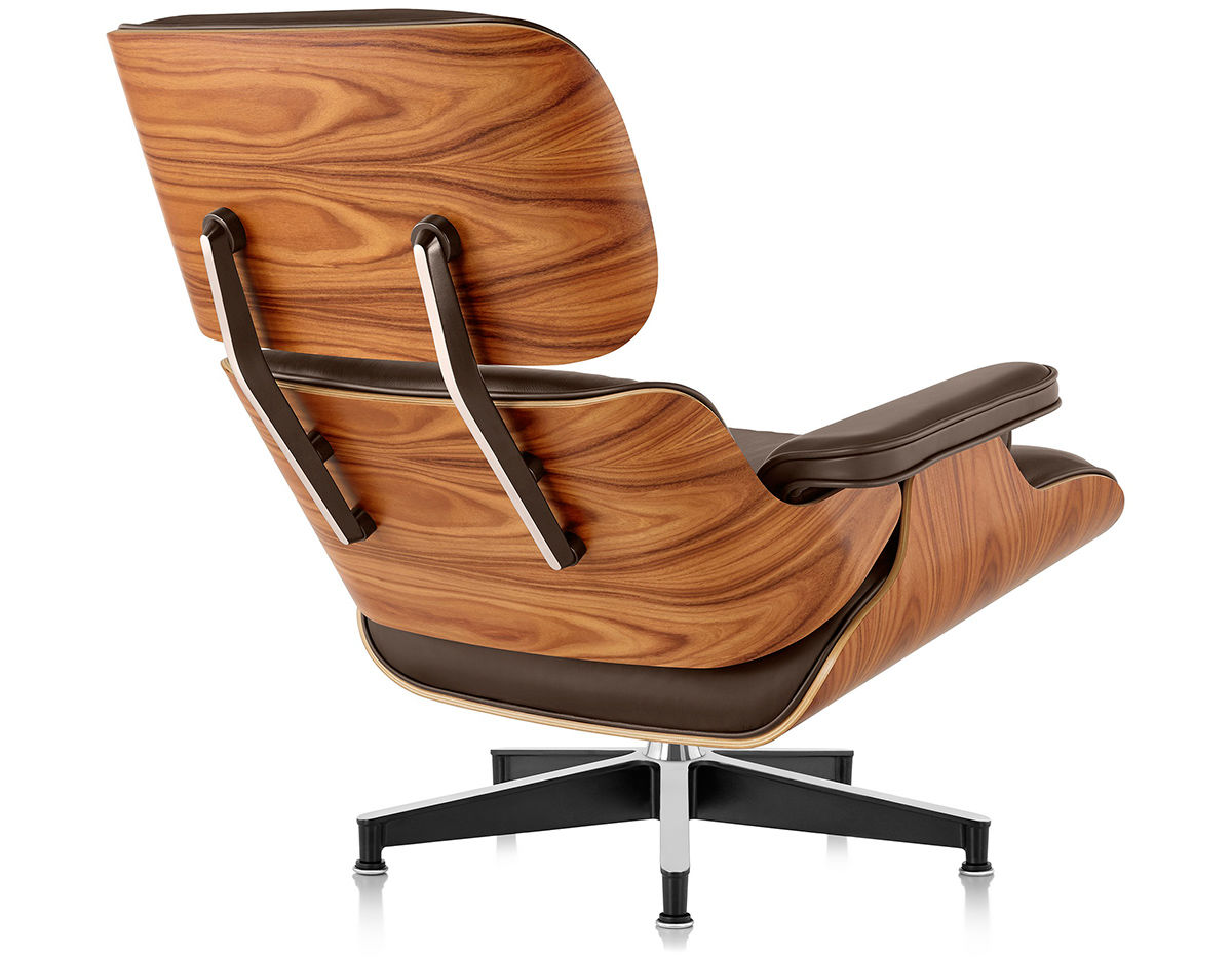 Eames Chairs Qld Eames Lounge Chair No Ottoman Hivemodern