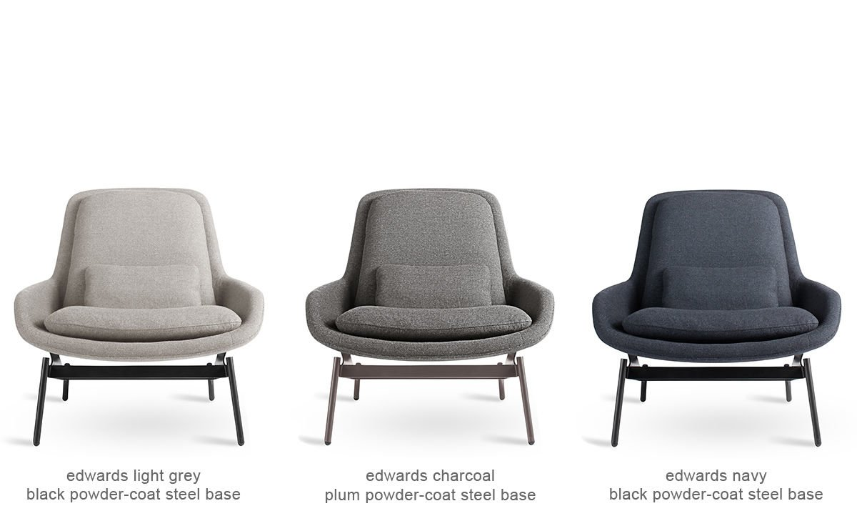 Designer Panton Chairs Field Lounge Chair Hivemodern