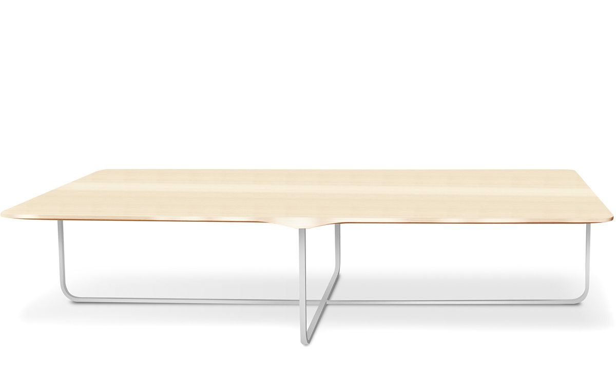 Table 140 Flint 140 Rectangular Coffee Table