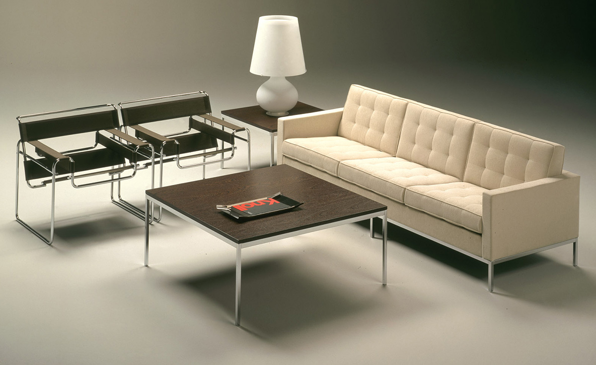 Tables Knoll Florence Knoll Square Coffee Table