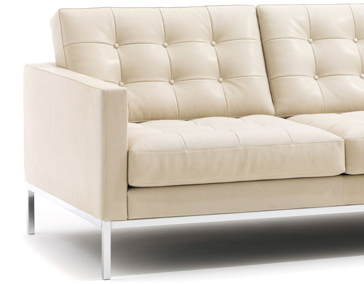 And Sofa Florence Knoll Relaxed Sofa