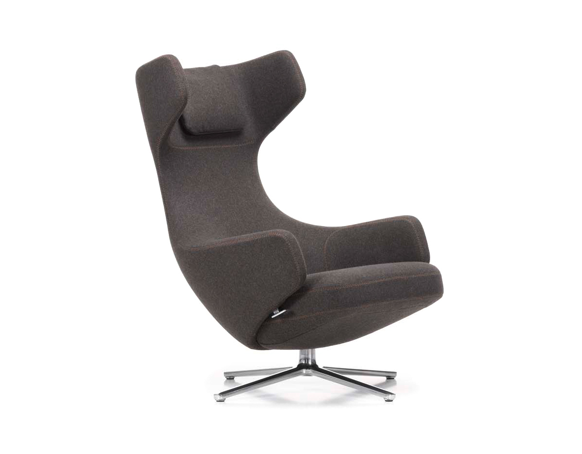 Chair Sessel Grand Repos Lounge Chair