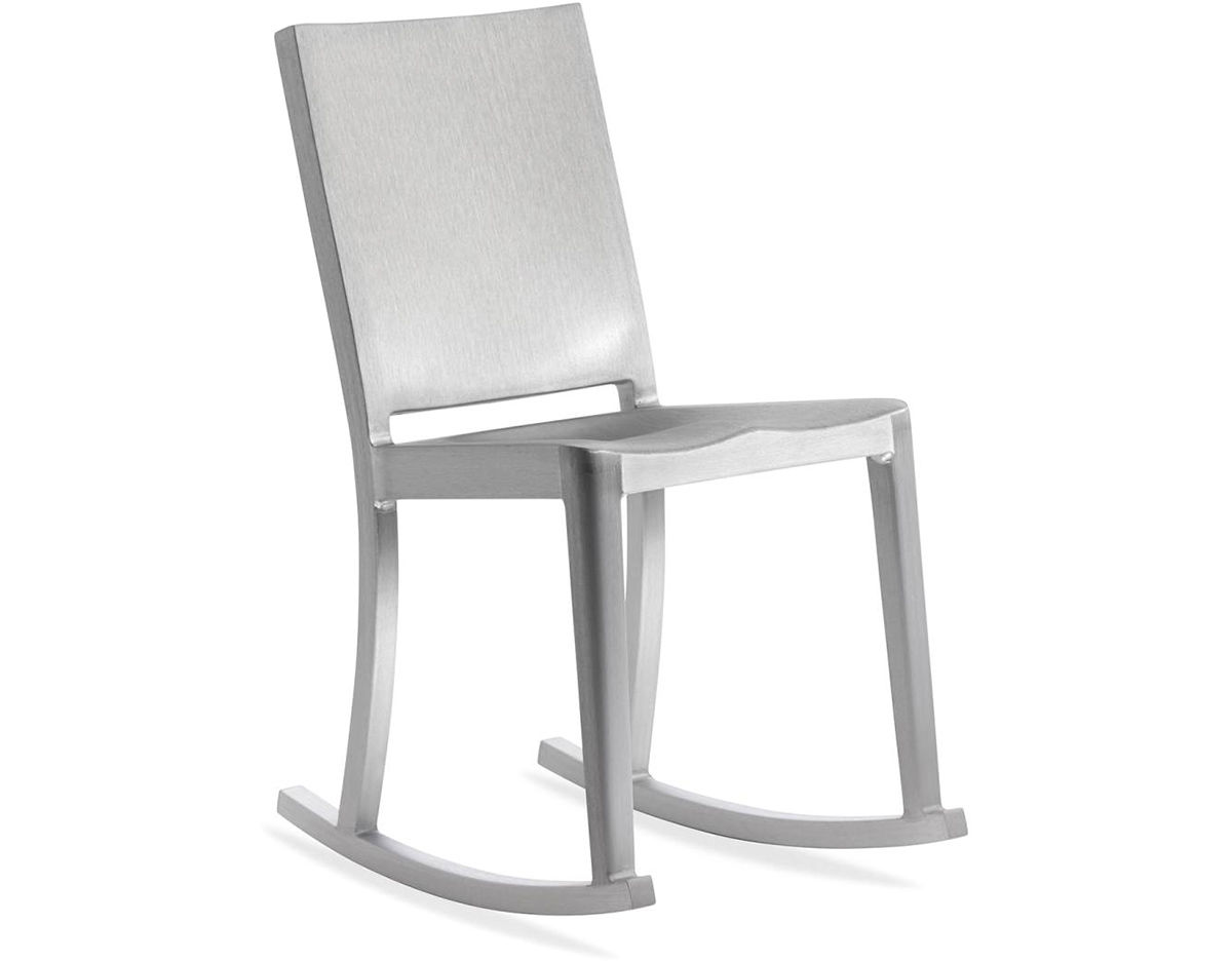 Philip Starck Emeco Hudson Rocking Chair