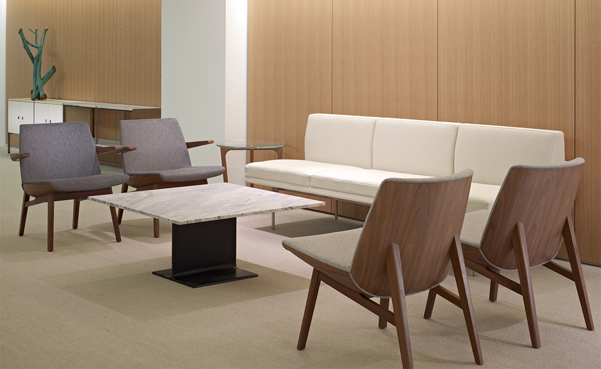Designer Sofas Usa I Beam ™ Coffee Table - Hivemodern.com