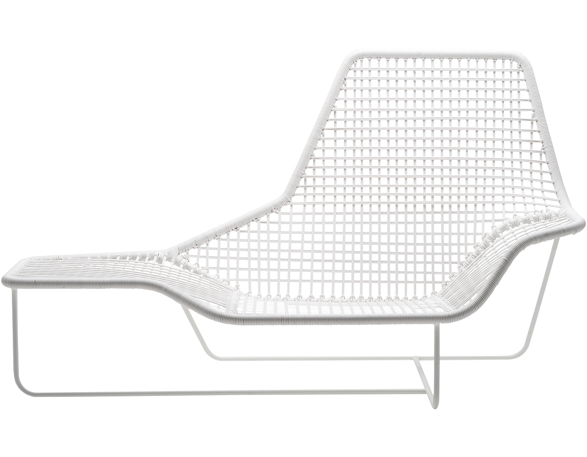 White pool lounge chair - Lama Outdoor Lounge Chair Ludovica Palomba Zanotta 1 Houzz Home Design