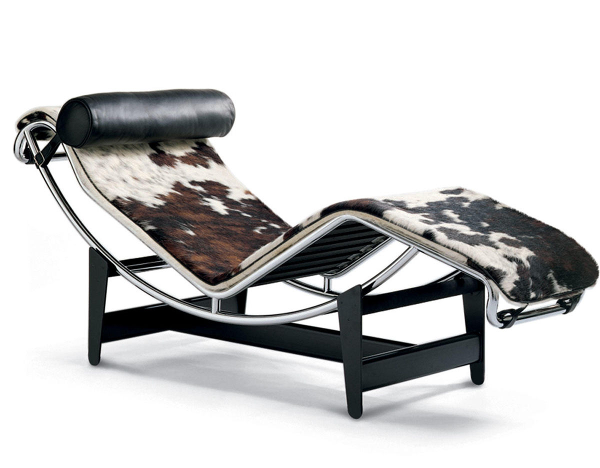 Chaise Design Miniature Le Corbusier Lc4 Chaise Lounge
