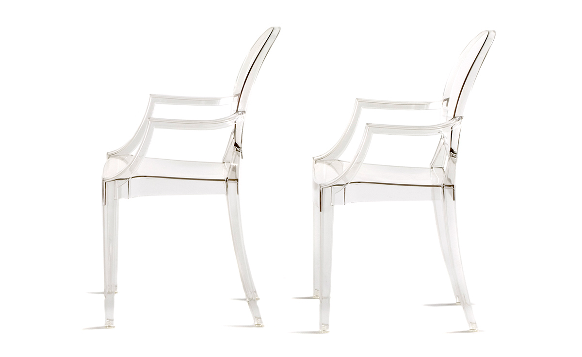 Philippe Starck Ghost Chair Lou Lou Ghost Child S Chair