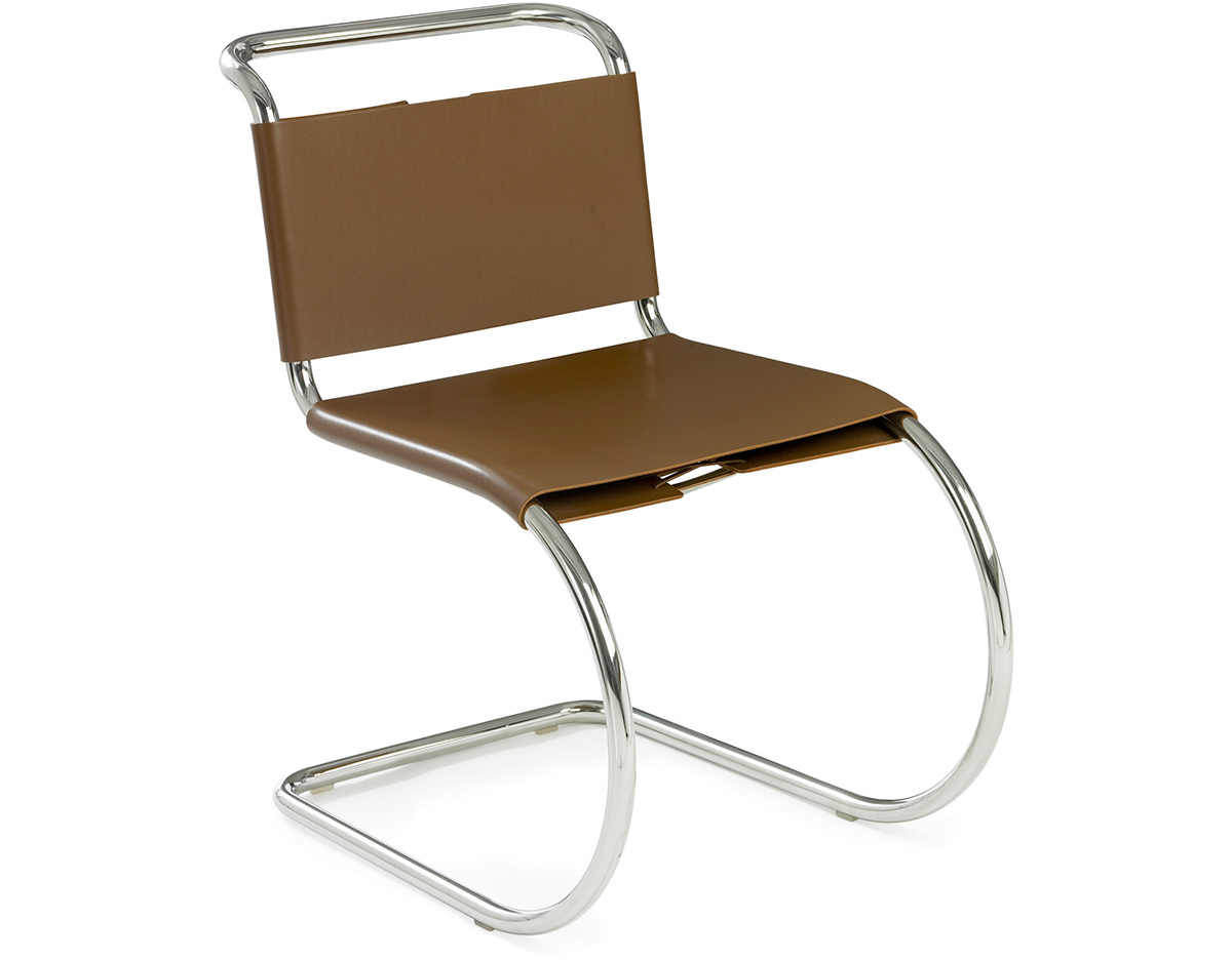 Silla Cantilever Mr Side Chair Hivemodern