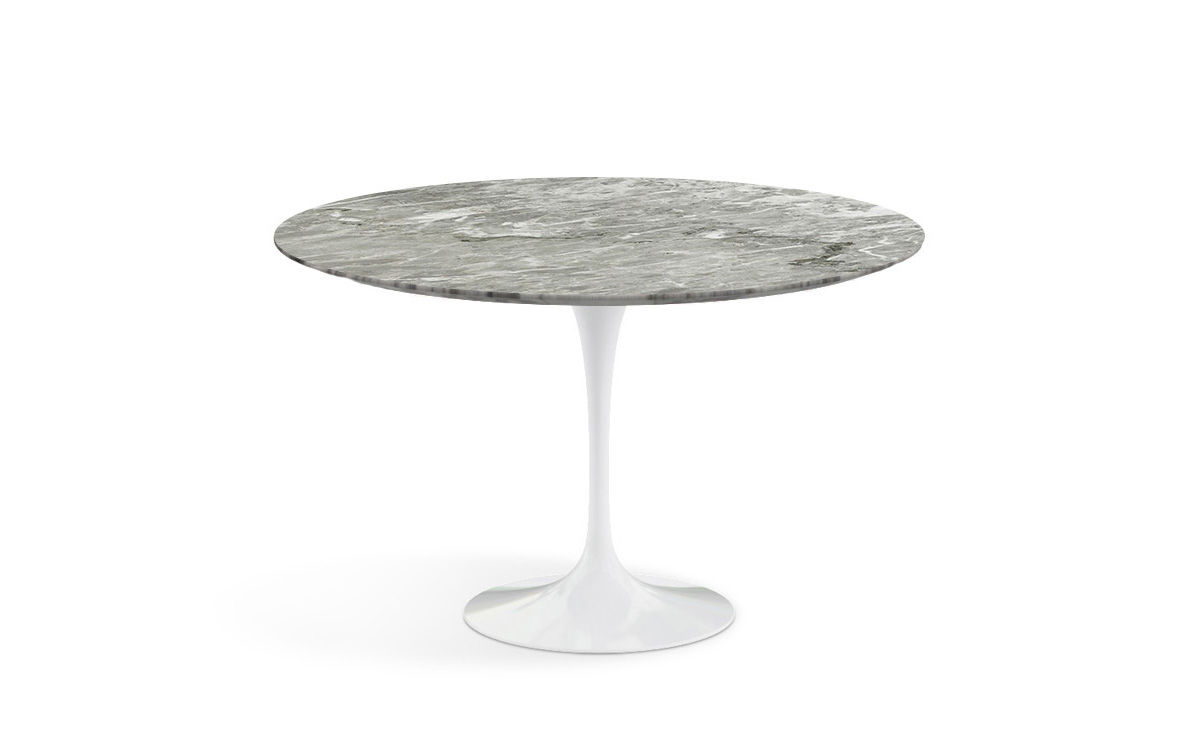Saarinen Knoll Table Saarinen Dining Table Grey Marble