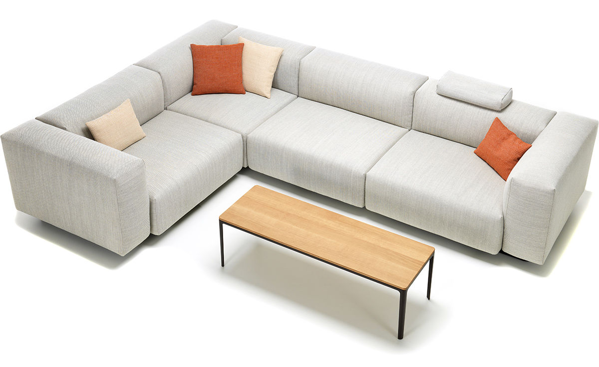 Soft Modular Sectional Sofa Hivemodern Com