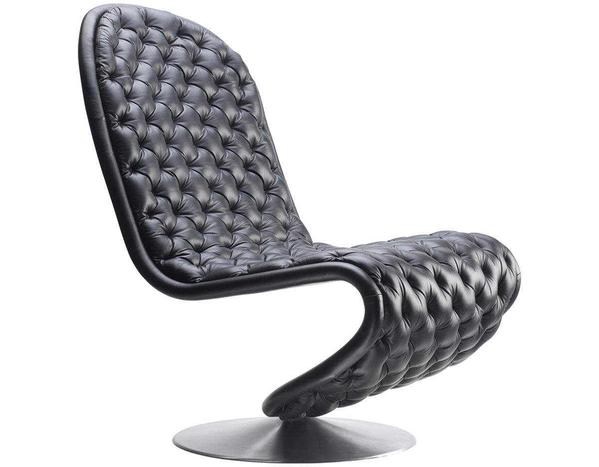 Arco Sessel Panton System 1 2 3 Deluxe Lounge Chair