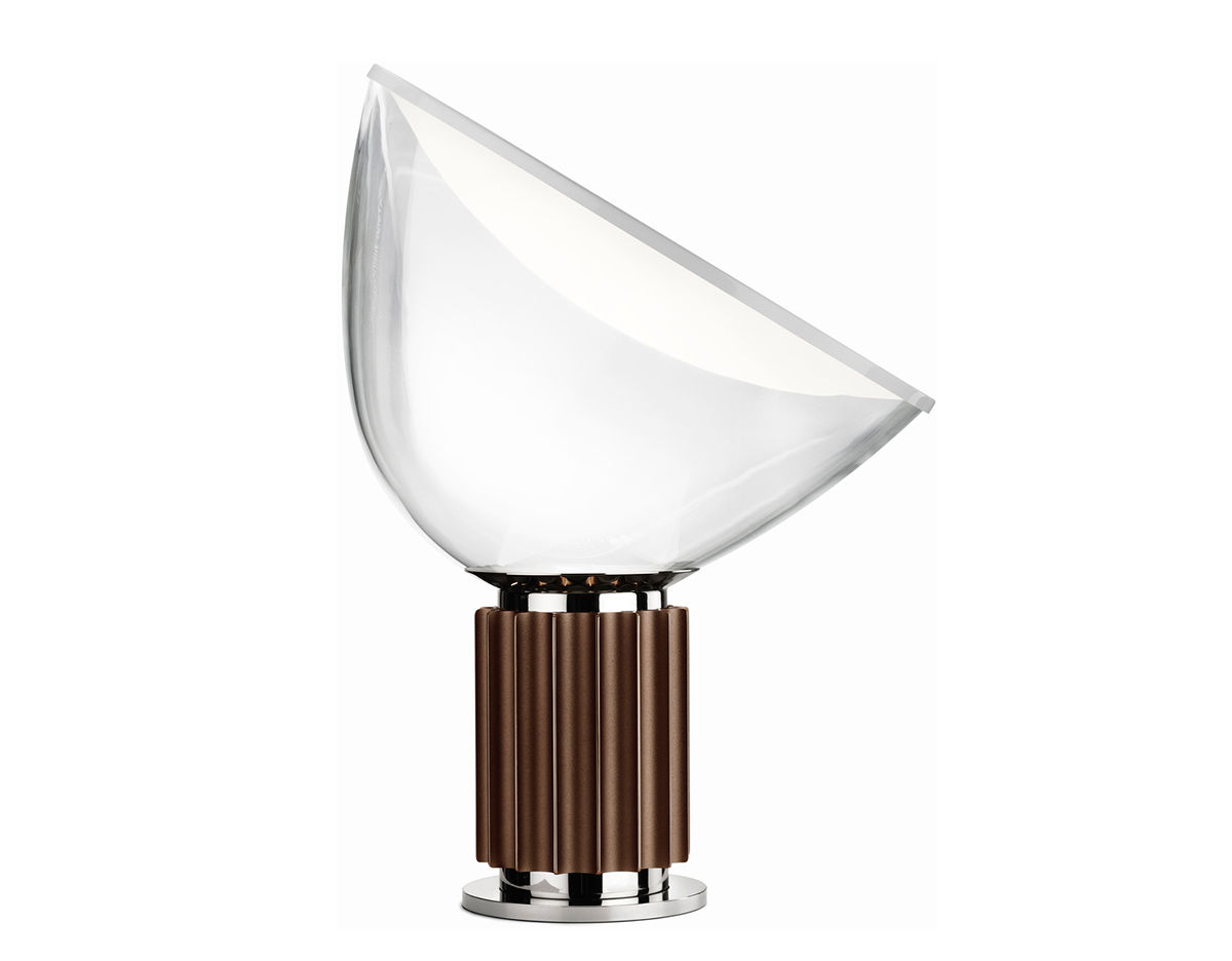 Small Table Lamp Taccia Small Led Table Lamp Hivemodern