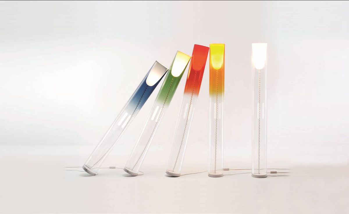 Lamp Kartell Toobe Floor Lamp