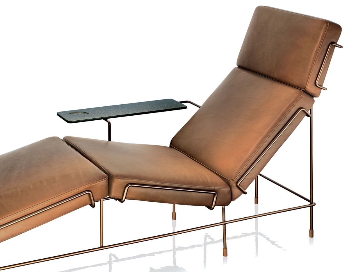 Magis Traffic Chaise Lounge Hivemodern Com - Designer Chaise