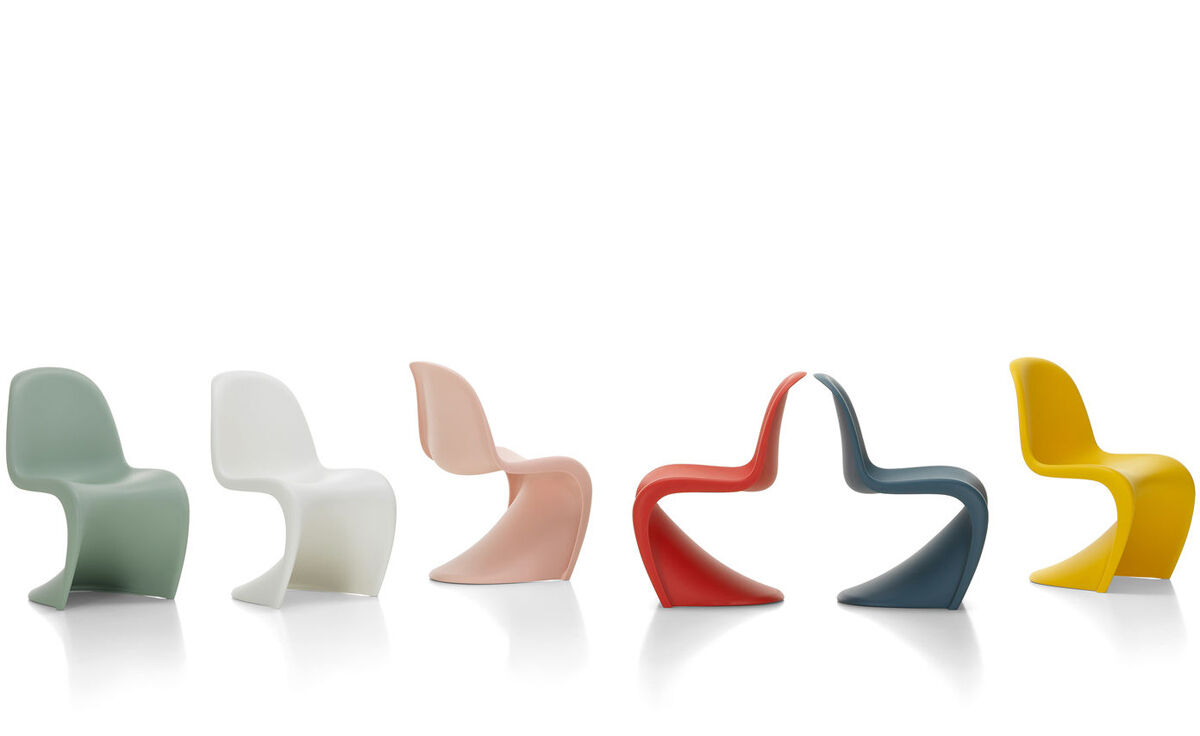 Verner Panton Junior Chair Hivemodern Com