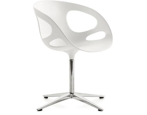 Plastic Swivel Chair Simple European Style Fashion Bar
